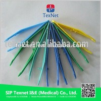 2016 CE&ISO Approved Medical Plastic Forceps