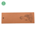 Organic Rubber Non Slip Cork Yoga Mat With Carrying Strap