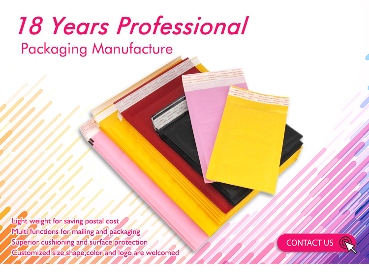 pink self seal bubble mailer pink padded envelopes packaging