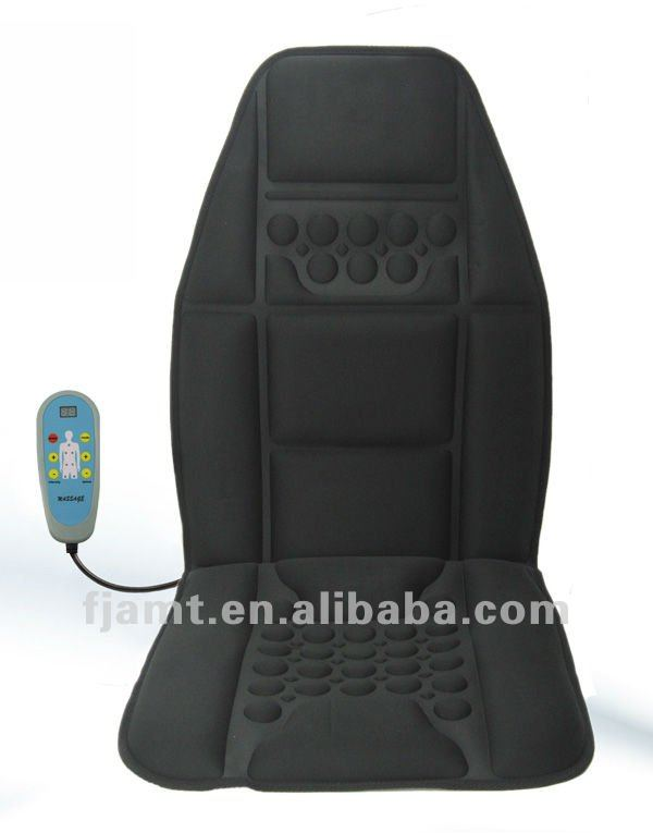 vibration car back massage seat cushion