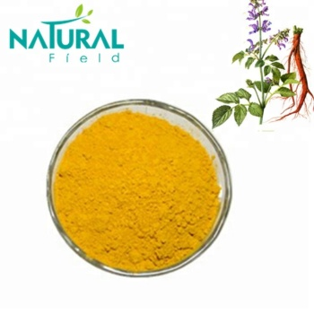 Hot selling plant extract baicalein 98%