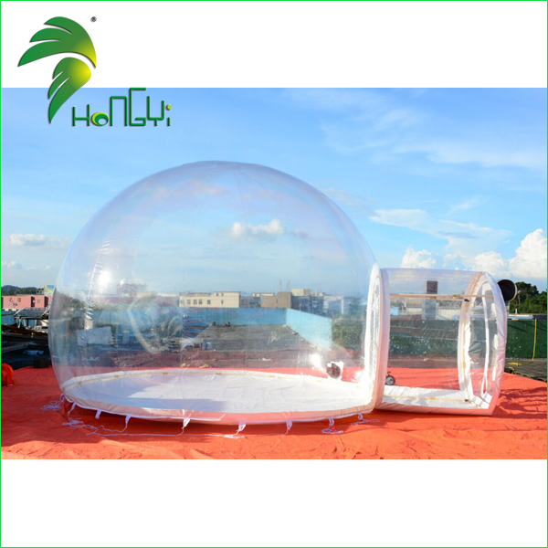 Customized inflatable tent /inflatable transparent / bubble lodge tent