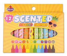 INTERWELL SLW03 Wholesale Jumbo Scented Crayons For Children