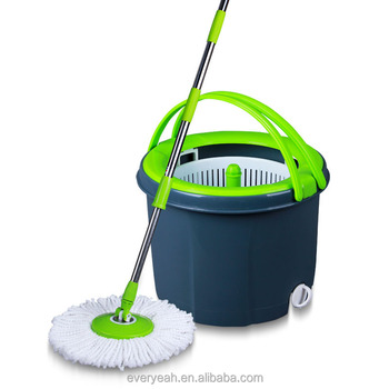 factory direct sales mini bucket magic mop easy life magic mop 360 rotating magic mop with bucket
