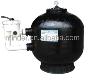 Firberglass sand filter tank water well swimming pool sand filter