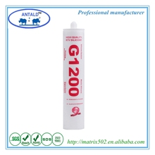 High Quality Flexible Structural Neutral Silicone Sealant G1200 MSDS