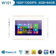 2017 Hot sale with android apps free download mobile 1, Android tablet 10 inch, 4+64g resolution 1920*1200 dual os ODM w101