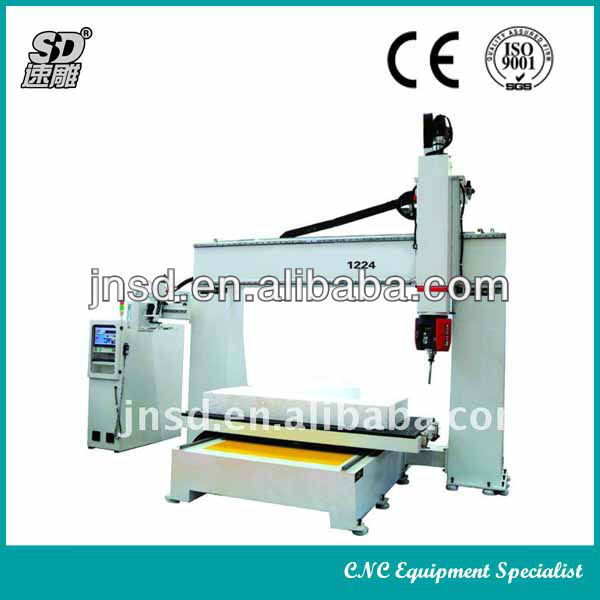 cnc milling machine 5 axis/cnc turning center machine