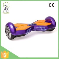 2016 newest with colorful LED light and bluetooth self balancing scooter 2 wheels big tires all kinds of models