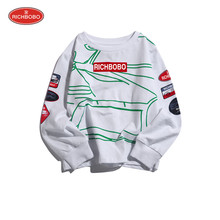 Best seller autumn kids long sleeves <strong>t-shirts</strong> <strong>boy's</strong> white sports clothes wear for children