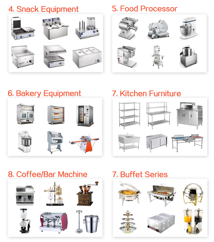 Professional Hotel Chafing Dish Catering Material Buffet Equipment For Sale In Guangzhou