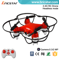New 3D Flying 6 Axis 5cm Mini Aircraft Rc Quadcopter led flyer