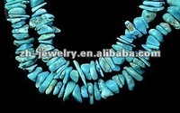 antique turquoise bead necklace