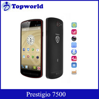 Hot!! 5 inch 9.9mm Android v4.2 Quad-core 1.5 GHz MultiPhone 2+16GB 13MP Prestigio 7500 Cell phone