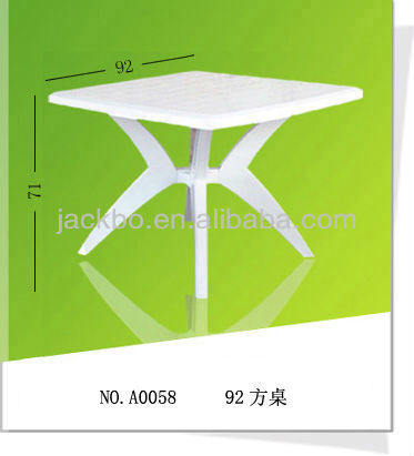 Outdoor Flexible Leisure Chair & Table
