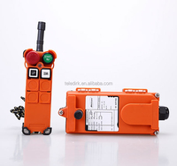 wireless remote motor control switch, easy and safe to operate remote control switch for loading and unloading