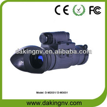 Night vision scope, camera or DV attachable equipment