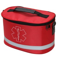 Medical Emergency Survival First Aid Empty Kit Bag for Travel Camping Sport Outdoor
