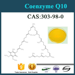 China Supplier of Top quality CAS:303-98-0 Coenzyme Q10