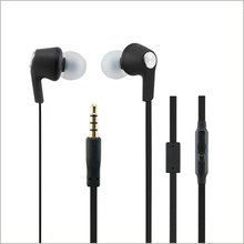 2017 Hot Sale 3.5mm Plug wired In-ear stylish manufacturers cheap mini stereo earphone
