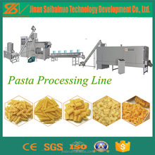 CE Certified industrial macaroni pasta processing machine