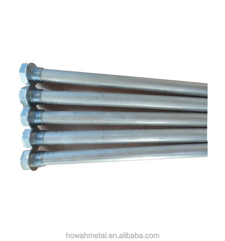 hot water heater aluminum zinc anode rod lowes