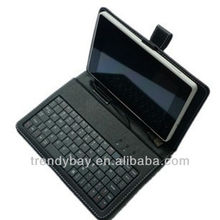 New arrival 10.1 tablet keyboard case