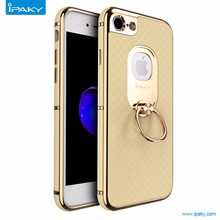 Hot Mobile Accessories Alibaba Express New Soft Tpu Ultra Thin Case Finger Ring Holder Back Cover For phone7 For phoneCase