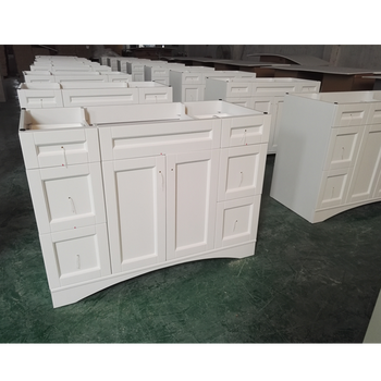 high quality US market bathroom vanity cabinet