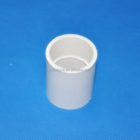 Hotsale 20mm White Plastic PVC Coupling for PIpe