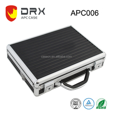Carrying Document Holder Files Case Aluminum Briefcase