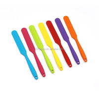Wholesale cheap price food grade silicone knife spatula multifunctional cream paste spatula