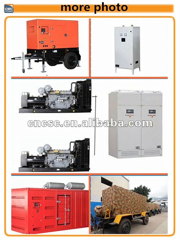 Hot sale!! low power diesel generator Weifang 10kw CSCPOWER with CE ISO