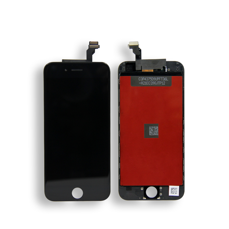 mobile spare parts strong frame mobile phone lcd screen digitizer for iphone 6,touch screen display for iphone 6