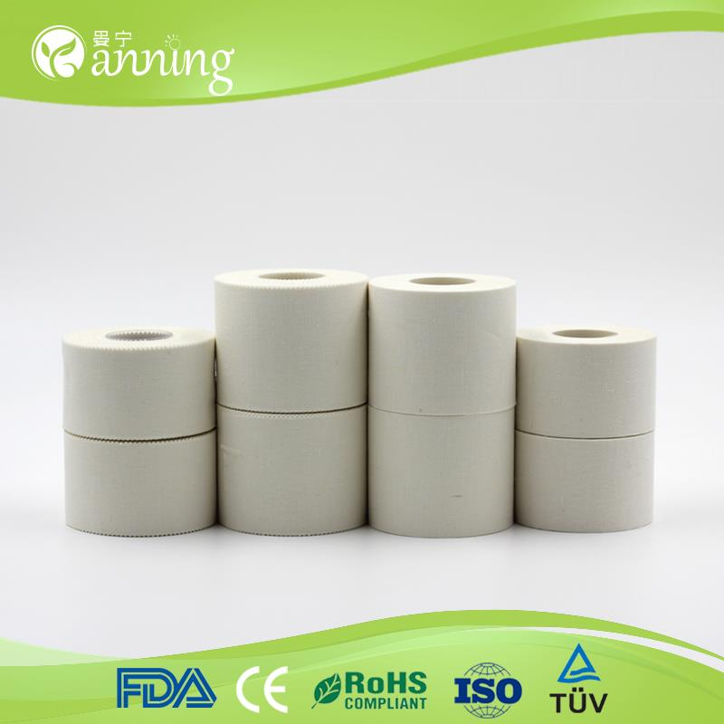high quality medical therapy tape manufacturer,precut cotton kinesiology athletic bandage,treat athletes' muscles tape