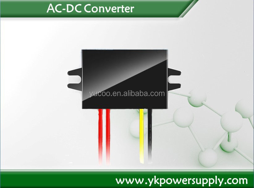 Single Output AC24V to DC12V 3A ac dc converter
