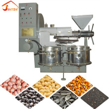 Automatic Screw Press Cooking Olive Oil Making Machine / Olive Oil Mill / Screw Mini Coconut Oil Mill