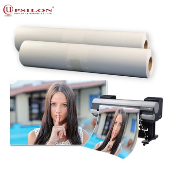 Best Resolution 260Gsm Large High Gloss Photo Paper