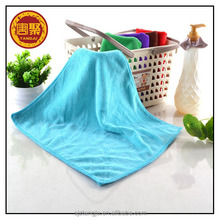 Good absorption microfiber hood towel dish cloth