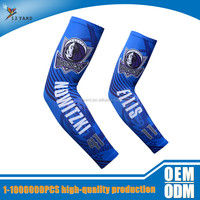 New Style Dallas basketball arm cover cooking arm sleeve