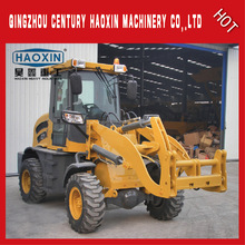 Hot Sell !Chinese Best Quality HaoXin 912 Sugar Cane/Log Grab Loader For Sale