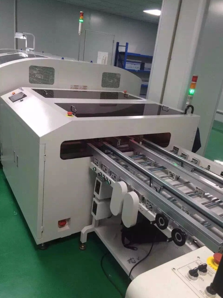automatic led bulb assembly machine/led tube light assembly line