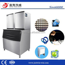 Best Selling Modular Type 1500lb Cube Ice Maker Machine