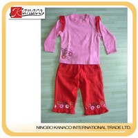 2015 Hot selling custom newborn baby cotton clothes