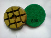 3 inch 10mm Diamond Typhoon Concrete polishing pads