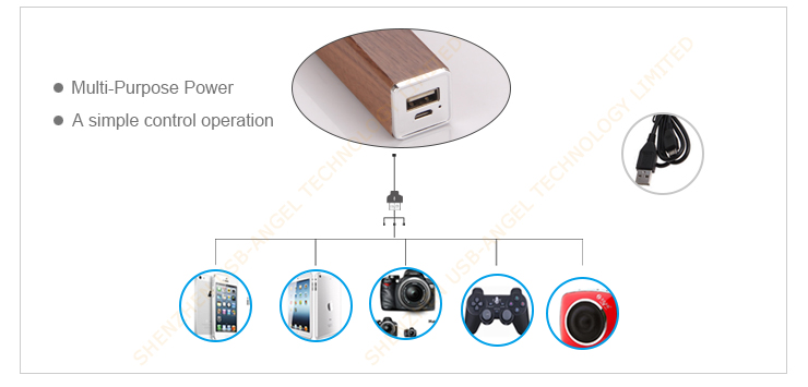 laptop power bank 2600mah mini power bank for laptop