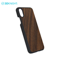 Best praise Original walnut case for iphone X case wood high quality