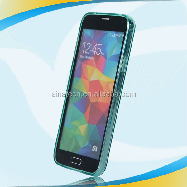 hotting design soft silicone case for samsung galaxy ace s5830