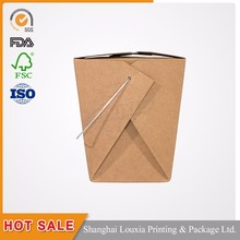 Competitive Price Pizza Lunch Box Custom Carton Printed
