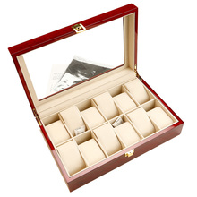 Zenper China Bulk Site Promotion Vantage Watch Case/ Luxury Wood Watch Display/Watch Packing Box